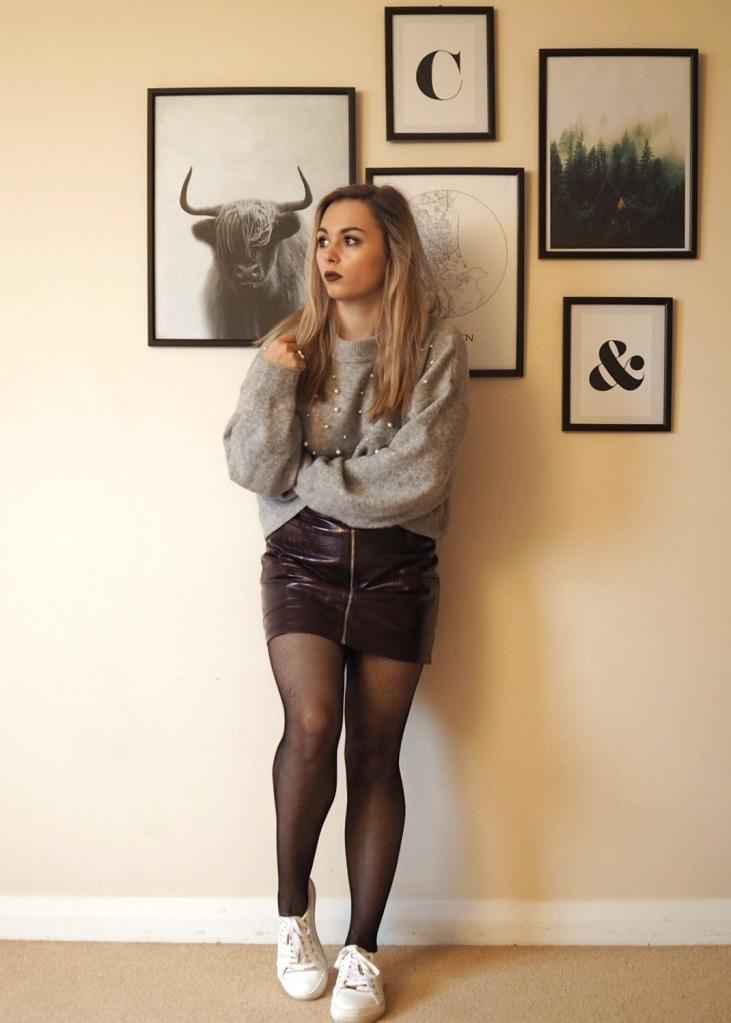 Vinyl skirt 02