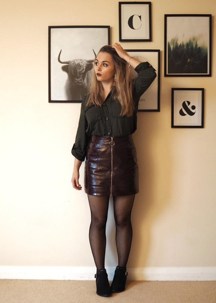 vinyl skirt 04