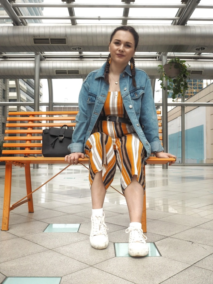 Chloe Dangerfield - What I wore in Melbourne - Day 1