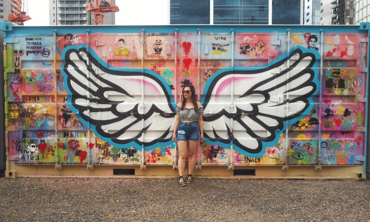 Chloe Dangerfield - What I Wore in Melbourne - Day 6