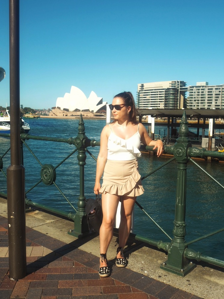 ChloeDangerfield.com - What I Wore In Sydney - Day 5