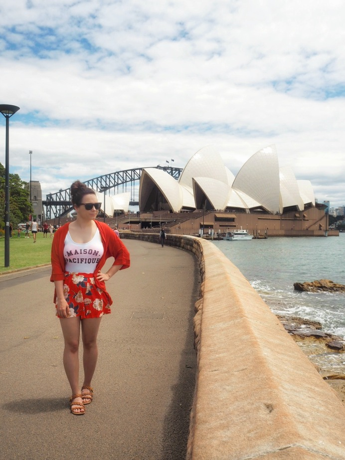 ChloeDangerfield.com - What I Wore in Sydney - Day 1