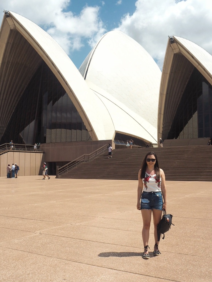 ChloeDangerfield.com - What I Wore In Sydney - Day 3