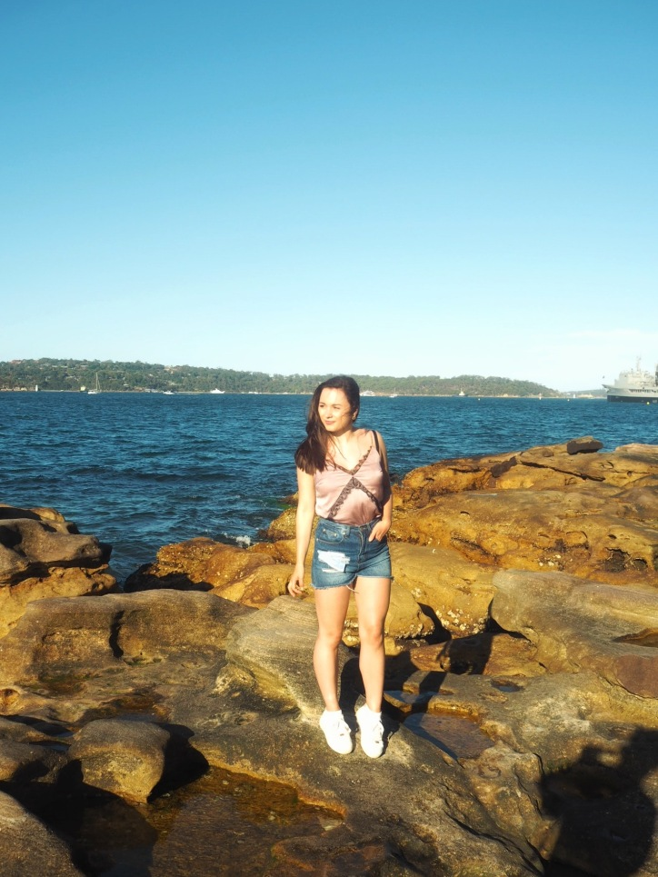 ChloeDangerfield.com - What I Wore In Sydney - Day 4