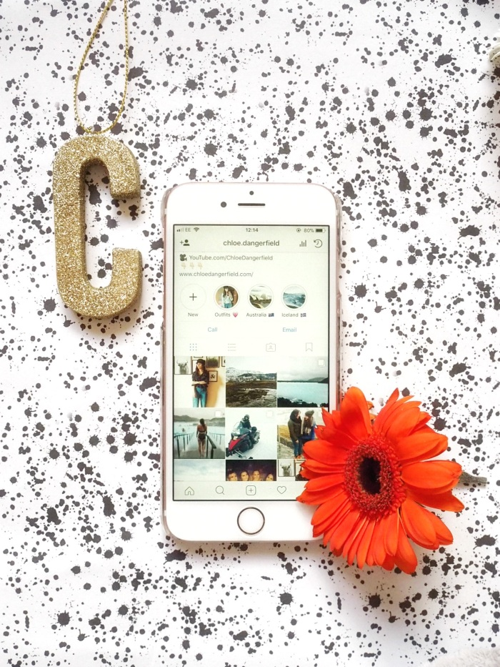 blogging blues and an Instagram ban